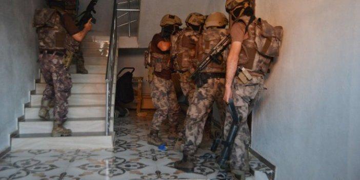 Adana'da nefes kesen PKK operasyonu