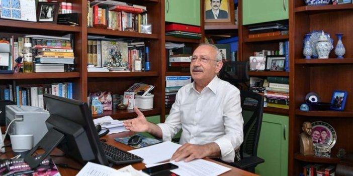 Kılıçdaroğlu merak edenler için uzun uzun anlattı:  O fotoğrafın acıklı hikayesi!