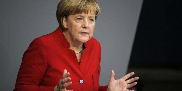 Almanya Başbakanı Merkel 'kesin kararım' dedi ve açıkladı