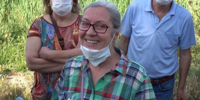 Komşusu tarafından tehdit edilen kadına, hayvan severlerden destek yağdı