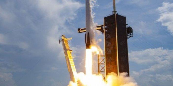 NASA ve SpaceX, Trump'ın seçim reklamına tepki gösterdi