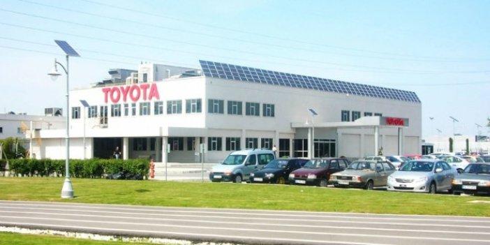 Toyota, personel alacak