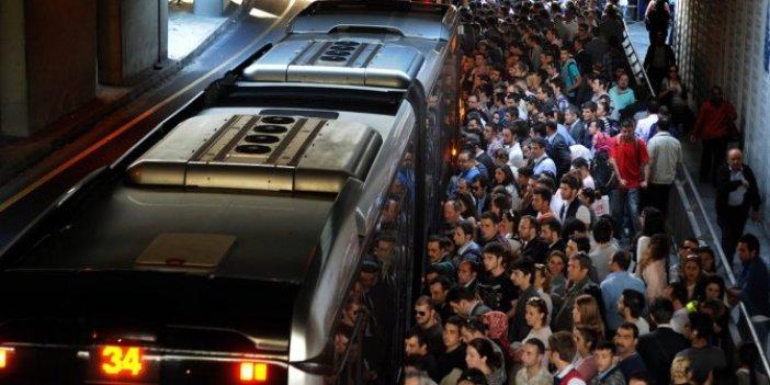 İBB Bilim Kurulu'ndan 'toplu taşıma' uyarısı