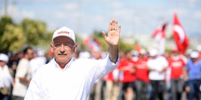 Kılıçdaroğlu yeniden  'Adalet Yürüyüşü' başlatacak mı?