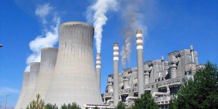 Termik santrallere geçici çalışma ruhsatı verildi