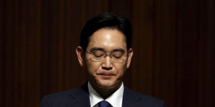 Samsung'un veliahtı hapisin eşiğinde