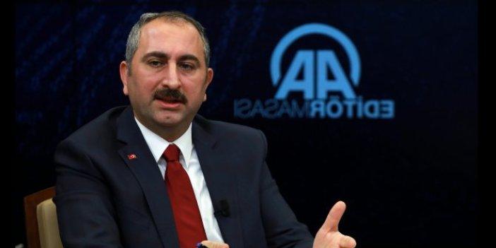 Adalet Bakanı Gül'den Müyesser Yıldız sorusuna yanıt: Bir yanlışlık varsa düzeltiriz