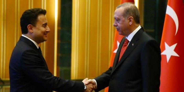 Ali Babacan canlı yayında Tayyip Erdoğan'ı yalanladı