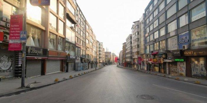 Valilik açıkladı: Sokağa çıkma yasağı kaldırıldı