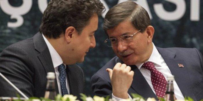 Ali Babacan ve Ahmet Davutoğlu'ndan Kürtçe hamlesi!