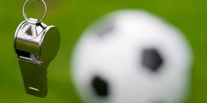 Süper Lig'de 27. haftanın hakemleri açıklandı
