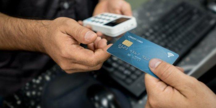 Son dakika! Kredi kartı kullananlar dikkat
