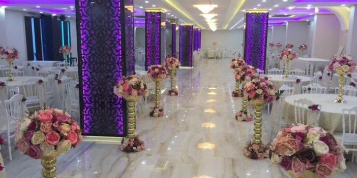 İşte düğün salonlarının açılacağı resmi tarih