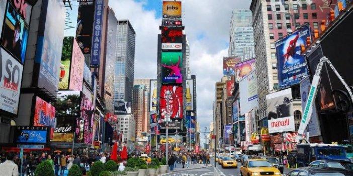 New York sokakları o yazı ile donatılacak