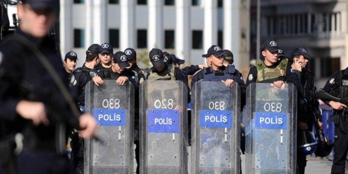 12 poliste korona çıkınca Çevik Kuvvetin tamamı karantinada