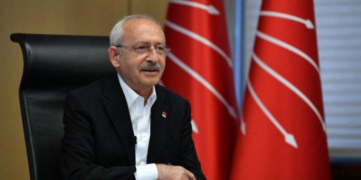 CHP lideri Kılıçdaroğlu'ndan kurultay açıklaması