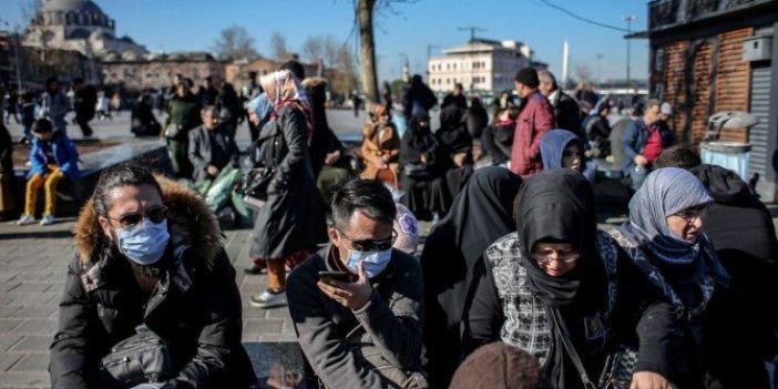 200 işçi karantinaya alındı