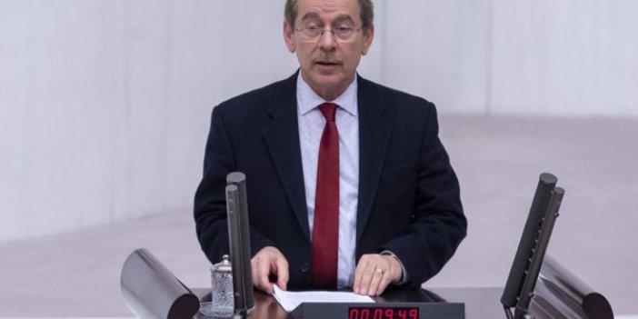 Abdüllatif Şener öyle bir tweet attı ki: AKP'yi ayağa kaldıracak sözler