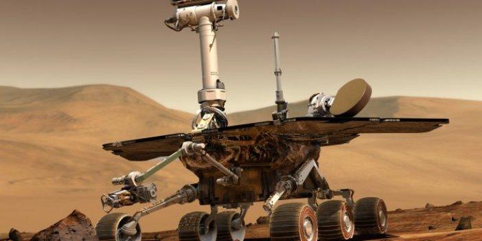 Mars'taki ilk inşaatı Dubaililer yapacak