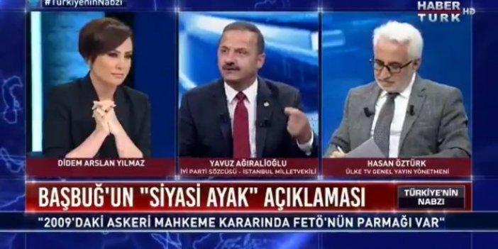 """Yavuz Ağıralioğlu canlı yayında isyan etti: """"Bu giyotin iktidarı değil bizi kesiyor"""""""
