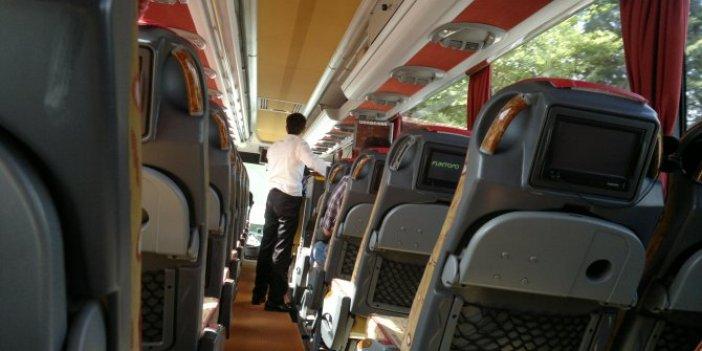 Bakanlık fiyatlara el attı: İşte otobüs biletlerinde yeni ücretler