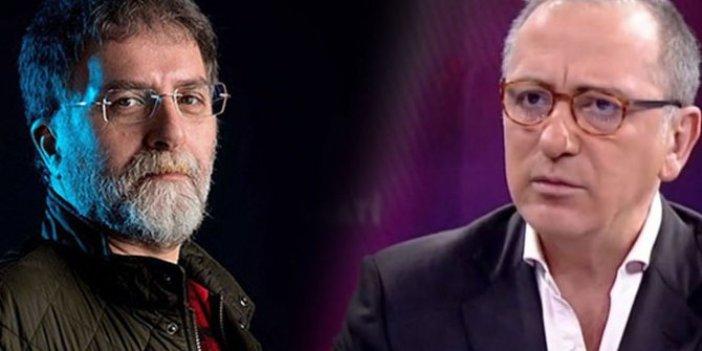 Ahmet Hakan'dan Fatih Altaylı'yı çileden çıkaracak cevap