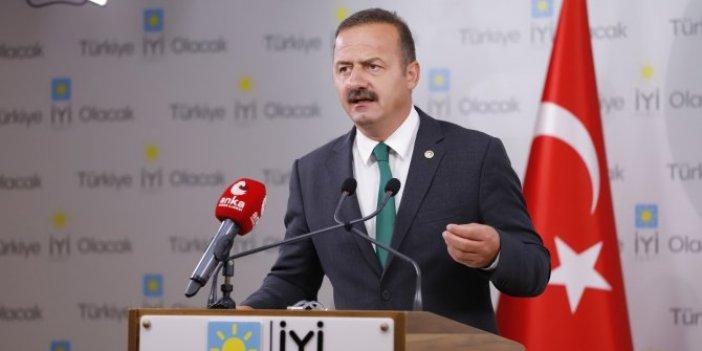 İYİ Partili Yavuz Ağıralioğlu'ndan Müyesser Yıldız ve İsmail Dükel açıklaması