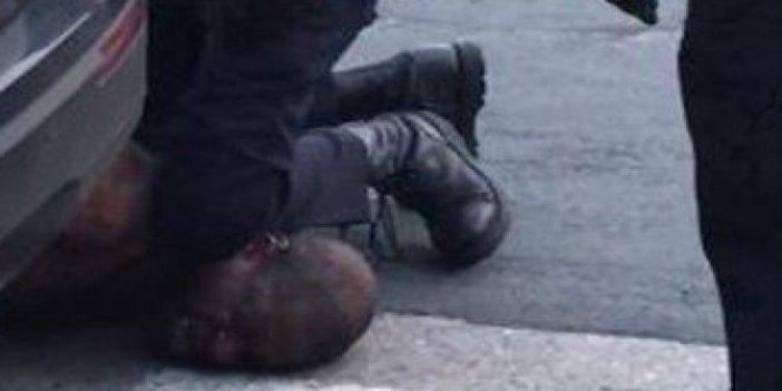 George Floyd'u öldüren polise 1 milyon dolar ikramiye