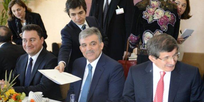 Gelecek Partisi, Abdullah Gül ile köprüleri attı!