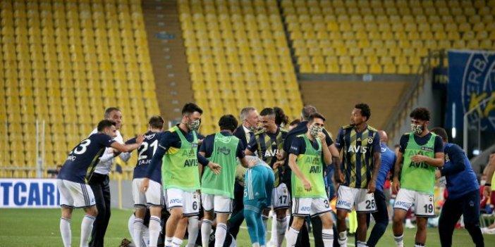 Fenerbahçe, 1 dakika içinde 2 gol attı