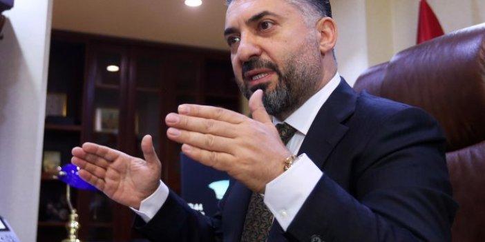 RTÜK Başkanı Ebubekir Şahin, Halkbank yönetimine getirildi