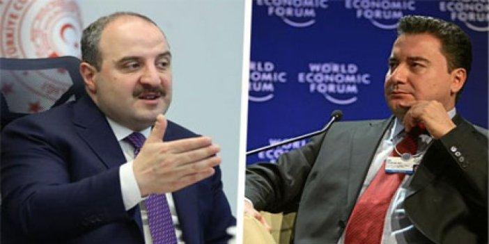 AKP ile Ali Babacan hattında Twitter gerilimi: Çok sert sözler!