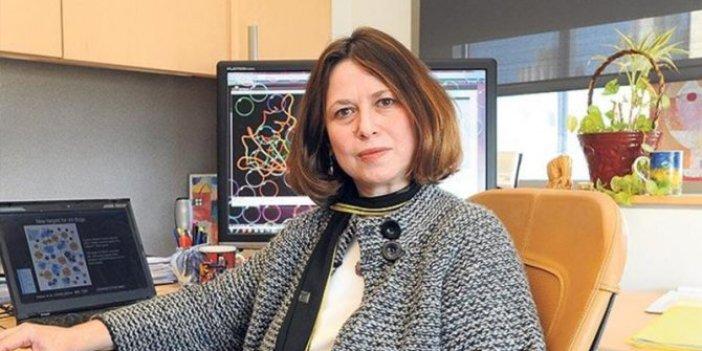 ABD Bilim Akademisi'ne seçilen ilk Türk bilim kadını Prof. İvet Bahar korona aşısı için tarih verdi!