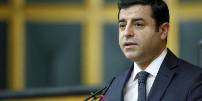Selahattin Demirtaş'tan Millet İttifakı açıklaması