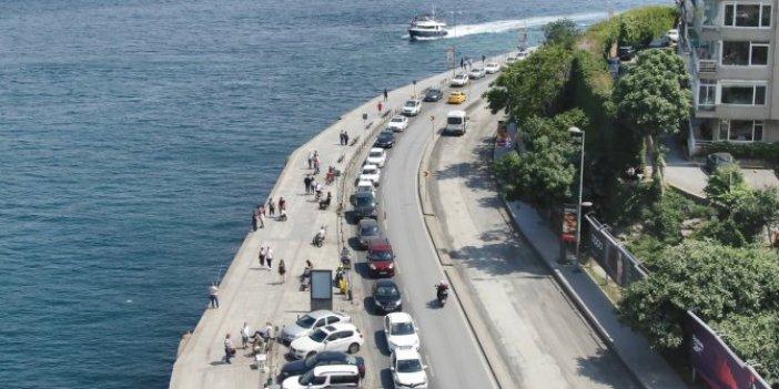 İstanbul trafiği hızlı normalleşti