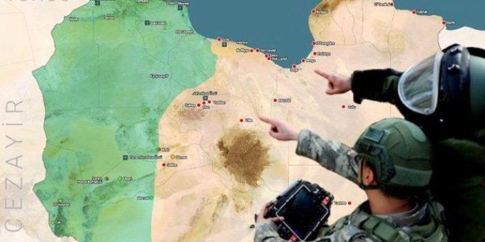 Milli Savunma Bakanlığı ilk kez paylaştı: İşte Libya'daki son durum