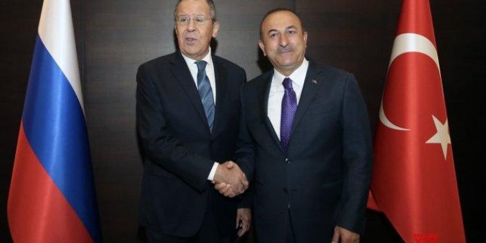 Rusya'dan kritik Libya ziyareti