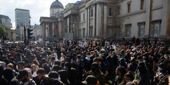 Londra'da çatışma