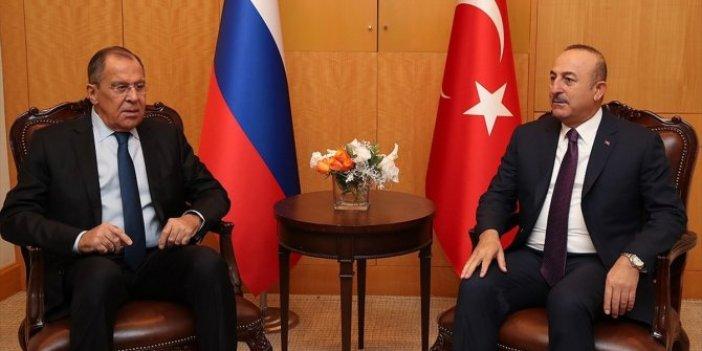 Türk - Rus bakanlar zirvesi ertelendi!