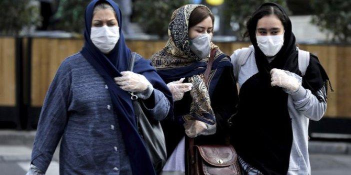 Korona virüs İran'da son 24 saatte 116 can daha aldı