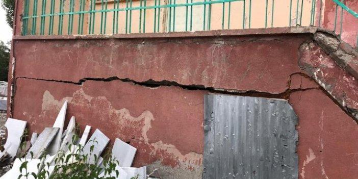 Bingöl'de 5.8 şiddetinde deprem