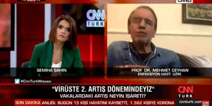 CNN Türk'te büyük tesadüf! Tam o sırada 'donma' nedeniyle yayın kesildi