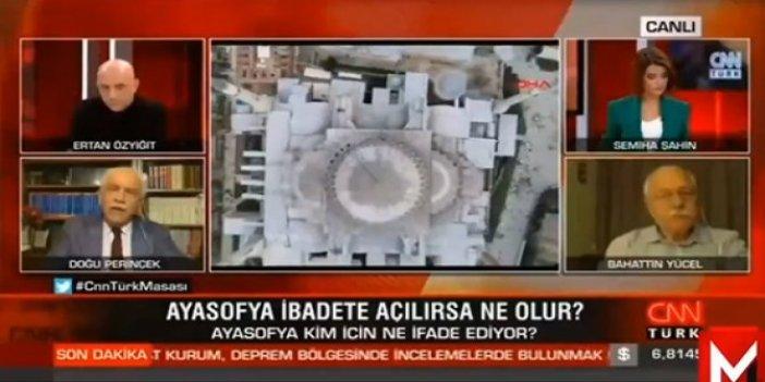 Cumhur İttifakı'nda büyük kriz! Doğu Perinçek ile MHP birbirine girdi!