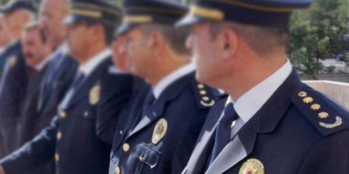 İstanbul ve 4 ilin Emniyet Müdürü değişti