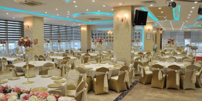 Sağlık Bakanlığı yayınladı, Düğün salonlarında alınması gereken önlemler belli oldu