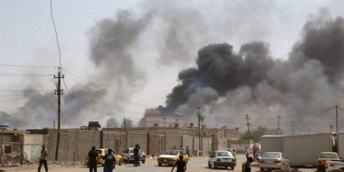 Füze, Bağdat Havalimanı'nı teğet geçti
