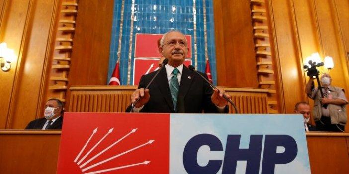 Kılıçdaroğlu grup toplantısında konuştu