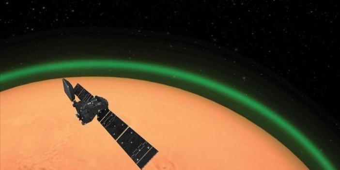Bu sefer NASA değil ESA yayınladı: Mars'ta ilk kez görüntülendi: Heyecanlandıran keşif