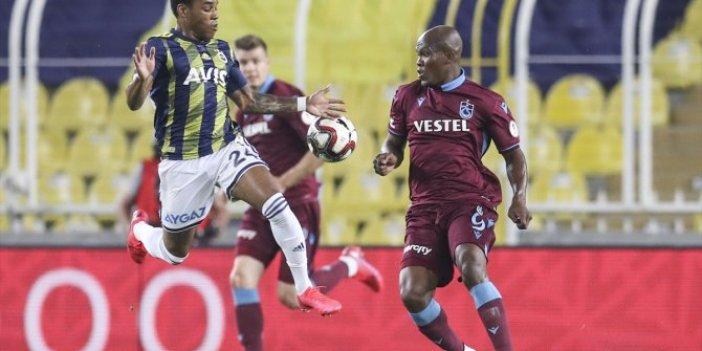 Trabzonspor, Kadıköy'de de affetmedi: 1-3