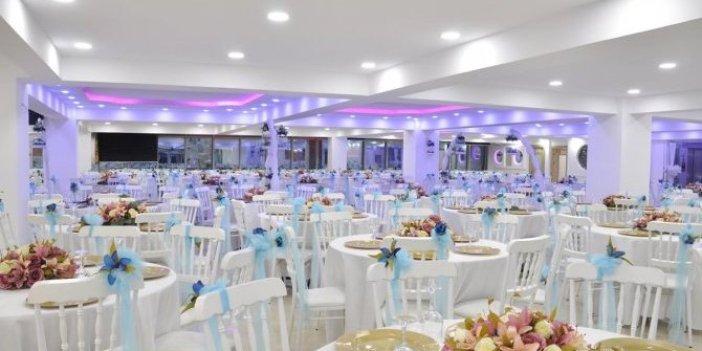 Düğün salonu korona tedbirleri belli oldu. Düğün salonu korona tedbirleri neler? İşte düğün salonlarında alınacak tedbirler…